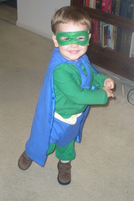 Jack - SuperWhy Costume 017