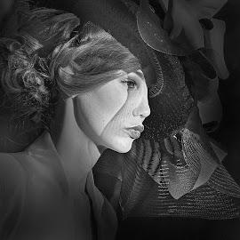 by Yana Rybakov - People Portraits of Women (  )