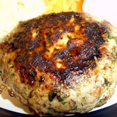 Herby Tuna Burgers With Wasabi (Low Fat and Healthy)