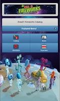 Screenshot of Area 51 Fireworks Catalog