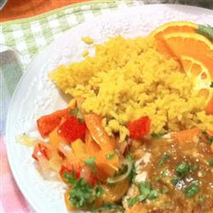 Roasted Salmon with Orange-Ginger Glaze Recipe | Yummly