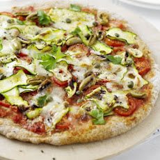 Superhealthy Pizza