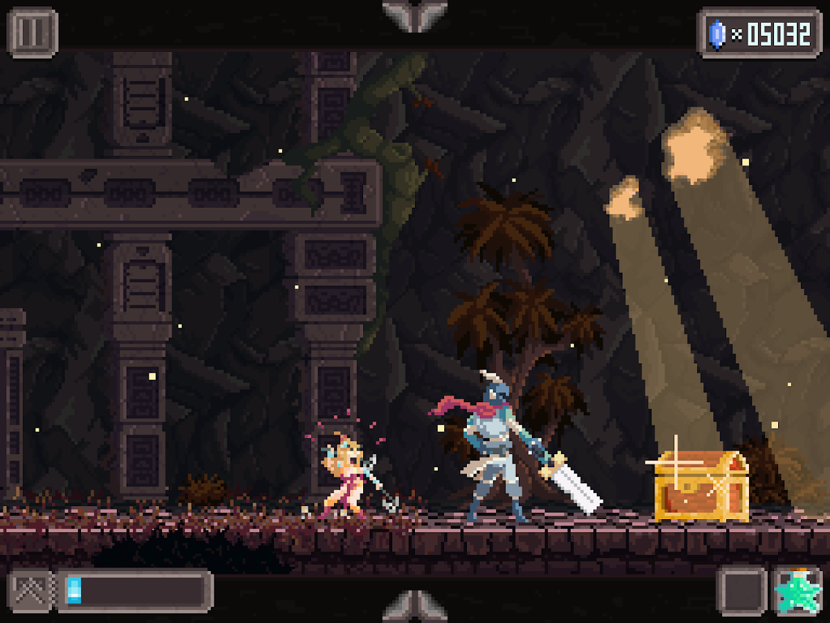 Combo Queen - Action RPG Screenshot 8