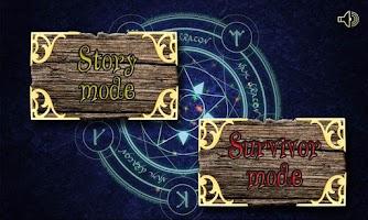 Screenshot of Magic Stone