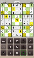 Screenshot of Andoku Sudoku 2
