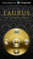 Screenshot of LAURUS Digital Clock Widget