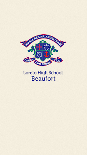 Loreto High School Beaufort - screenshot