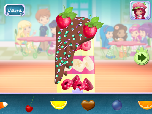 Strawberry Sweet Shop - screenshot