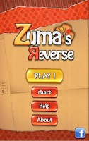 Screenshot of Zuma's Reverse