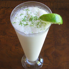 Vanilla Lime Smoothie