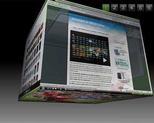 CubeDesktop Cubo1