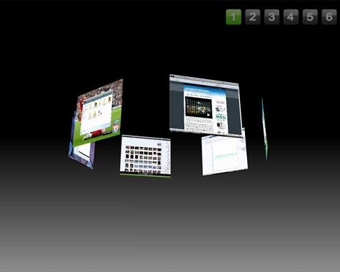 CubeDesktop Carrusel