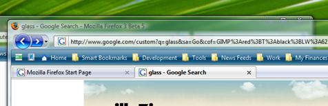 GlassFirefox