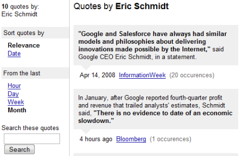 google-news-quote-finder
