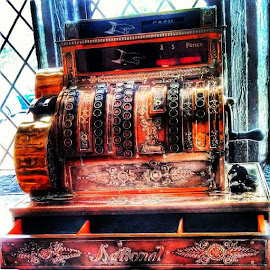 by Jonny Wood - Instagram & Mobile Android ( Cashregister, vintagecashregister, walworthcastle, carvery, Darlington, countydurham )