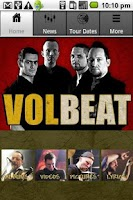 Screenshot of VolbeatFan