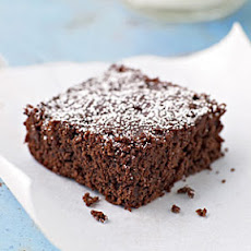 Dark Chocolate and Cherry Brownies