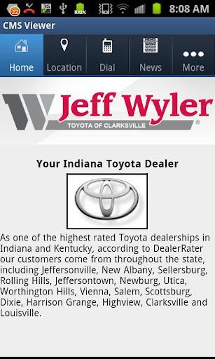 Jeff Wyler Toyota of Clarksvil
