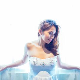 by Fernand Vicoy - Wedding Bride