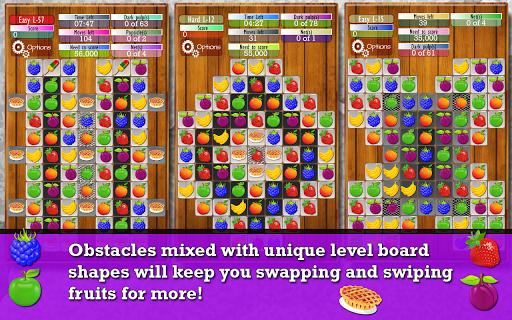 Fruit Drops 2 - Match 3 puzzle - screenshot