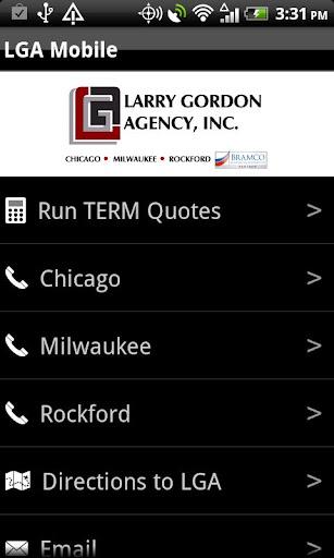 Larry Gordon Agency