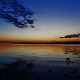 Paraná river - SP/MS by Marcello Toldi - Landscapes Waterscapes