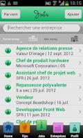 Screenshot of Positips