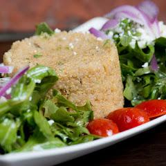 Quinoa Salad at The Tomato Bistro