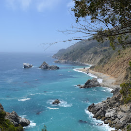Big Sur by Gene Russo - Landscapes Beaches