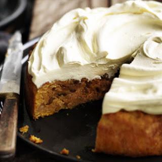 Orange Carrot Almond Cake Recipes