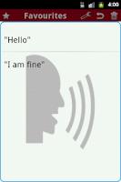Screenshot of Language Learner