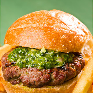 Chimichurri Burger