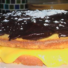 Boston Cream Pie III