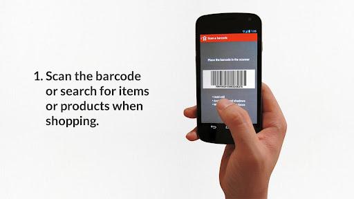 Save22 Barcode Scanner Save 22