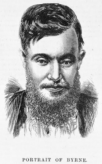 Joe Byrne, Ned Kelly's most trusted ally in the Kelly Gang who is responsible for penning Ned's most well-known letters.