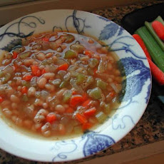 Smoky Bean Soup