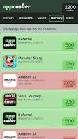 Screenshot of Appcasher (Earn/Make Money)