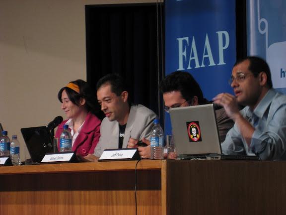 Debate sobre Social Media na FAAP