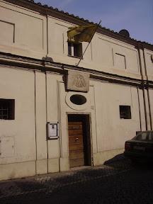 Chiesa di San Toedoro Megalomartire il Tirone - Chiesa Ortodossa del Patriarcato di Costantinopoli a Roma
