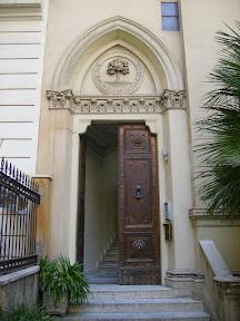 Saint Andrew - Chiesa di Scozia (Scottish Church) a Roma