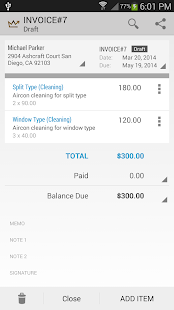 Invoice King APK for Bluestacks