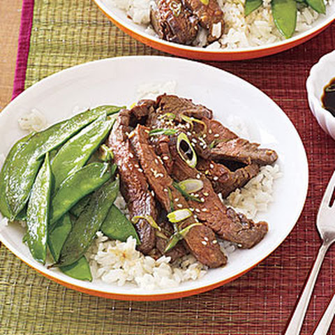 Korean Beef Stir-Fry Recipes — Dishmaps
