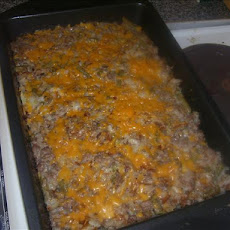Humble Hash Browns Casserole
