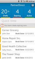 Screenshot of Dell PartnerDirect