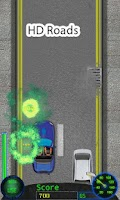 Screenshot of Crazy Driver Android HD