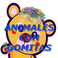 Screenshot of Animales gomitas (Rainbow)