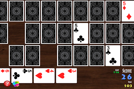 Solitaire Express:  Card Game - screenshot