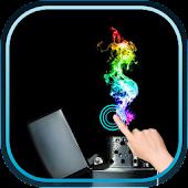 App Magic Touch : Virtual Lighter APK for Windows Phone