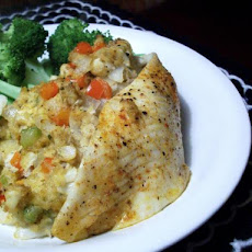 Flounder Stuffed With Crabmeat (Lite-Bleu)