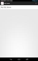 Screenshot of SQL Studio Lite